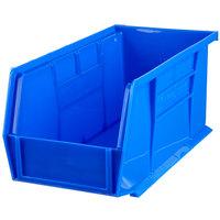 Metro MB30230B Blue Stack Bin 10 7/8 inch x 5 1/2 inch x 5 inch