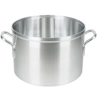 Vollrath 67420 Wear-Ever Classic 20 Qt. Aluminum Sauce Pot