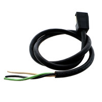 Cres Cor 0810 124 Power Supply Cord