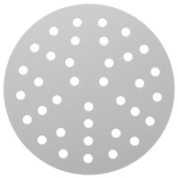 American Metalcraft 18911PHC 11 inch Perforated Pizza Disk - Hard Coat Anodized Aluminum