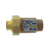 Market Forge 08-5470 Check Valve 3/8 In