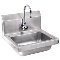Advance Tabco 7-PS-61 Hand Sink with Hands-Free Automatic Faucet