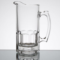 Libbey 5263 Gibraltar 34 oz. Glass Pitcher   - 12/Case