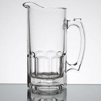 Libbey 5263 Gibraltar 34 oz. Glass Pitcher - 12/Case