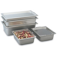 Vollrath 30288 Super Pan 8 inch Deep Half Size Transport Pan