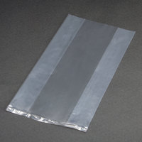 Plastic Food Bag 4 inch x 2 inch x 8 inch Extra Heavy - 1000/Box