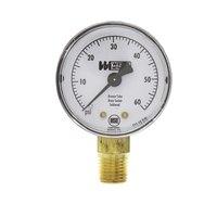 Jet Tech 07-9031 #16048 2 inch Pressure Gauge