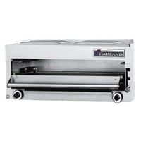 Garland MIR-34L Master Series Natural Gas 34 inch Range-Mount Infra-Red Salamander - 40,000 BTU