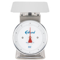 Edlund HD-10DP Heavy-Duty 10 lb. Portion Scale with 8 1/2 inch x 8 1/2 inch Platform and Air Dashpot