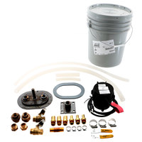 Cleveland 107142 Kit;Boiler Descaler; Serv.