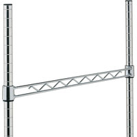 Metro H118C Chrome Hanger Rail 18 inch