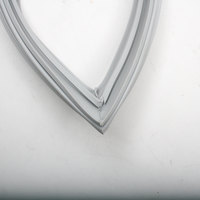 Delfield 1702202 Gasket,S/S 1/2 Dr,Grey