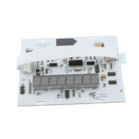 Prince Castle 625-204NS Display Board Assy, White