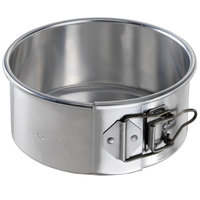 Chicago Metallic 40406 6 inch Aluminum Springform Customizable Cake Pan