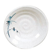 Blue Bamboo Melamine Soup Plate – 6 1/2 inch 12 / Pack