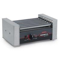 Nemco 8010 Hot Dog Roller Grill - 10 Hot Dog Capacity (120V)
