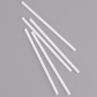 Paper Lollipop Stick 4 1/2 inch x 5/32 inch - 12000/Case