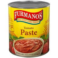 Furmano's #10 Can Tomato Paste   - 6/Case