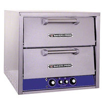 Bakers Pride DP-2BL Brick Lined Electric Countertop Oven - 208V, 3 Phase, 5050W