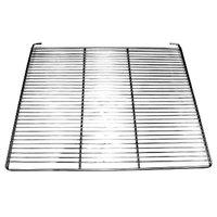 True 980866 Stainless Steel Wire Shelf with Shelf Clips - 26 5/16 inch x 22 1/4 inch