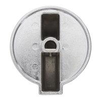 Tri-Star 8706335 Knob, Metal Ckline .375 W.#6-32