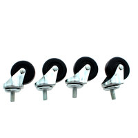 True Refrigeration 872071 Castors Set Of 4