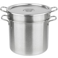 Vollrath 77110 11 Qt. Stainless Steel Double Boiler Set