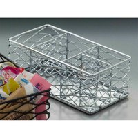 American Metalcraft BNCC48 Chrome Birdnest Coffee Caddy