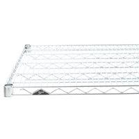 Metro 3672NC Super Erecta Chrome Wire Shelf - 36 inch x 72 inch