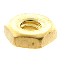 Grindmaster-Cecilware P016A Brass Nut