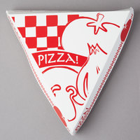 Pizza Wedge Box / One Slice Pizza Box - 400/Case