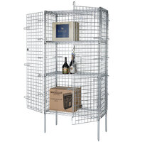 Wire Security Cage - 48 inch x 18 inch x 63 inch