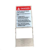 Winston Industries Inc. PS1449 Lock Lid Pl Asm Pf/Pc1