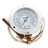 Hot Food Box F61530 Analog Thermometer