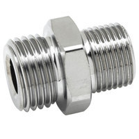T&S 053A 3/8 inch NPT Male (Chicago) Adapter