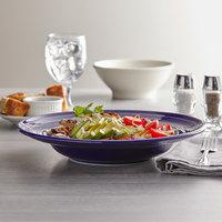 Tuxton CCD-120 Concentrix 24.5 oz. Cobalt China Soup / Pasta Bowl - 6/Case