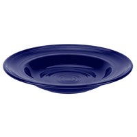 Tuxton CCD-120 Concentrix 23 oz. Cobalt China Soup / Pasta Bowl - 6/Case