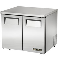 True TUC-36-LP 36 inch Low Profile Undercounter Refrigerator