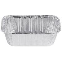D&W Fine Pack A79 1 lb. Foil Bread Loaf Pan   - 50/Pack