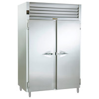 Traulsen RW232WP-COR01 55.8 Cu. Ft. Two Section Correctional Pass-Through Heated Holding Cabinet - Specification Line