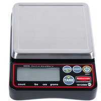 Rubbermaid 1812588 2 lb. Compact Digital Portion Scale