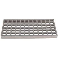Cooking Performance Group 370210 8 inch x 15 inch Bottom Grate for CPG Lava Rock Charbroilers