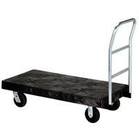 Continental 5860 24 inch x 48 inch Platform Truck - 700 lb. Capacity