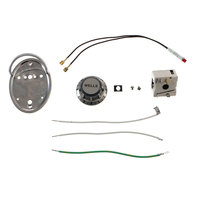 Wells WS-51710 Oval Control Panel Assy