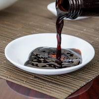 GET M-032-W Water Lily 1.5 oz. White Melamine Sauce Dish   - 48/Case