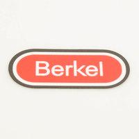 Berkel 01-403175-00152 Name Plate