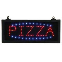 Aarco Pizza LED Sign