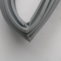 Continental Refrigerator 2-723 Gasket 20 3/8 In X 59 7/