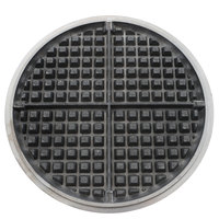 Wells 2F-38917 Grid Top Alum-N/S