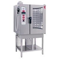 Cleveland CST-20-OB Equipment Stand with Open Base and Adjustable Legs for Convotherm 6.20 and 10.20 Series Combi Ovens